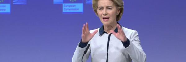Embedded thumbnail for Will the EU survive the Coronavirus crisis?